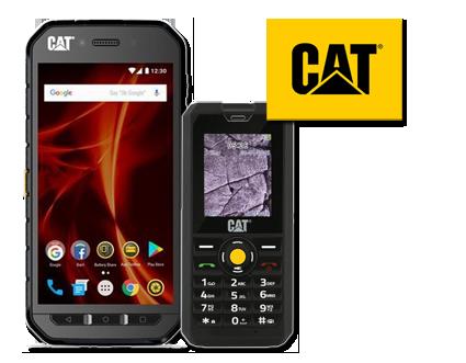 Ремонт смартфонов и телефонов CAT