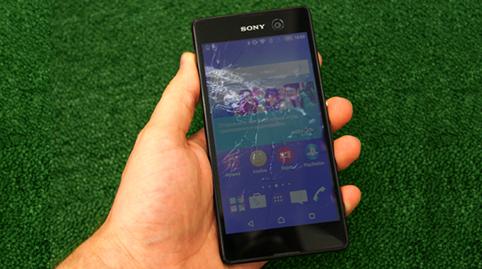 Прием в ремонт телефонов Sony