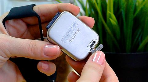 Ремонт умных часов Sony Xperia