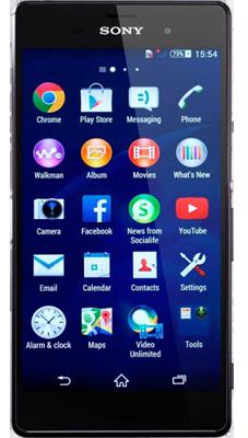 Ремонт телефона Sony Xperia Z3 D6603