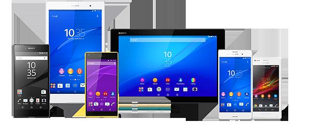 Ремонт смартфонов и планшетов Сони Икспериа