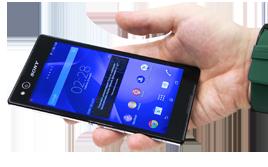 Авторизованный сервис планшетов Sony Xperia